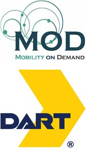 MOD Mobility on Demand and DART